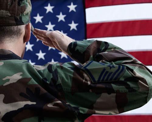 military student loan debt
